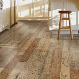Mohawk Industries Inc - Is it hard to lay laminate flooring